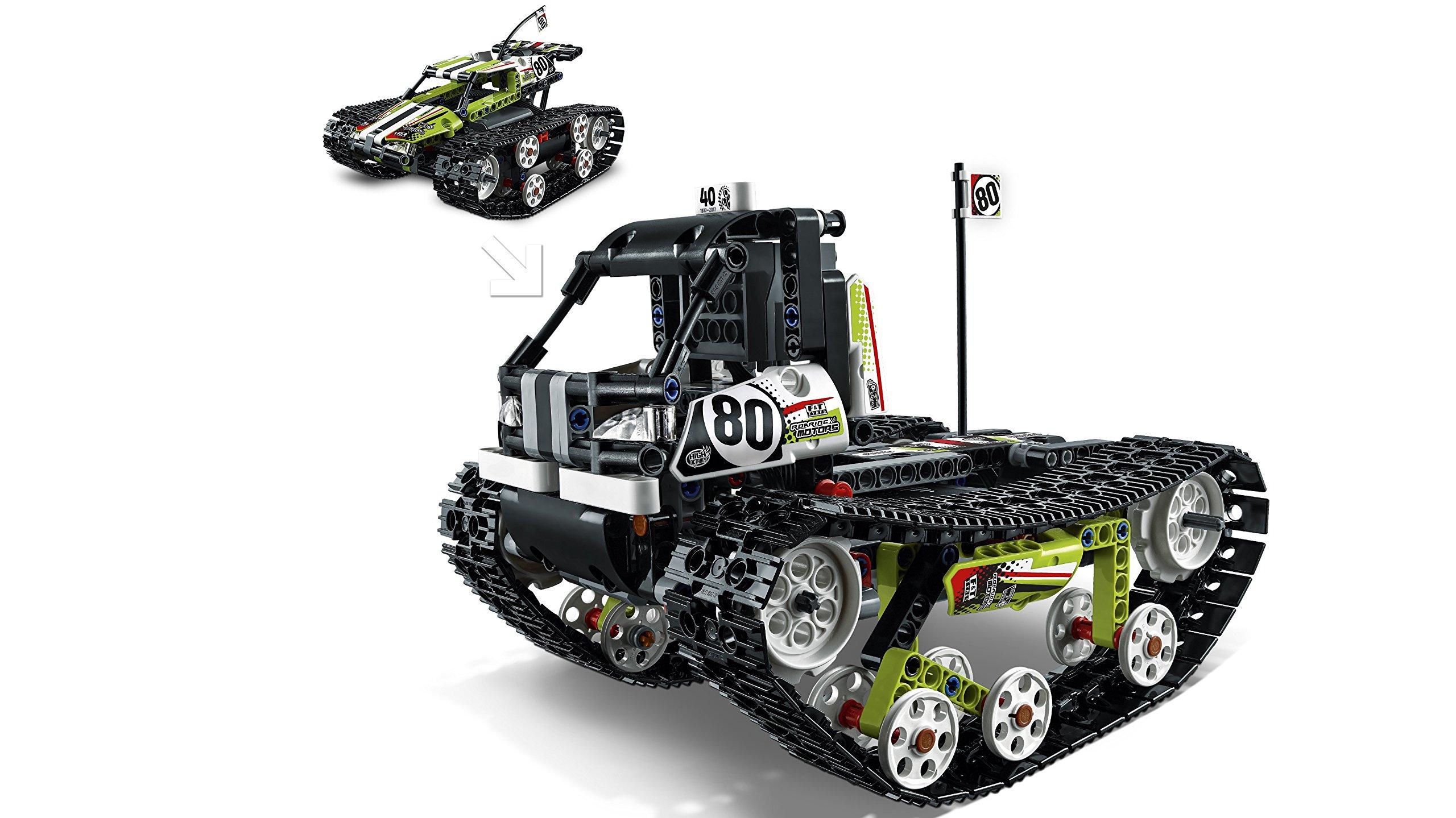 LEGO- Technic Cars Racer Cingolato Telecomandato Costruzioni Piccole Gioco Bambina, Multicolore, 42065 3 spesavip