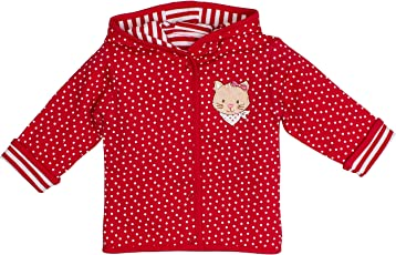 SALT AND PEPPER Baby-Mädchen Jacke BG Jacket Allover Reves