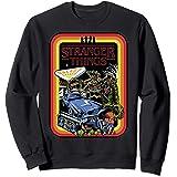 Stranger Things Day Retro Poster Sweatshirt