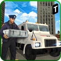 City Bank Cash-in-Transit Van Simulator