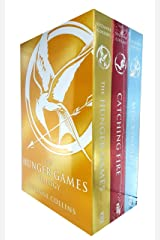 The Hunger Games Trilogy - 3 Book Set Paperback