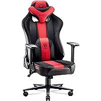 Diablo X-Player Gaming Stuhl für Kinder Bürostuhl Schreibtischstuhl Stoff 3D Armlehnen Ergonomisches Design Nacken…