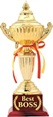 Best BOSS Gift : Trophy : Award by AARK India (PC 00479)