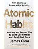 Atomic Habits by James Clear paper_back