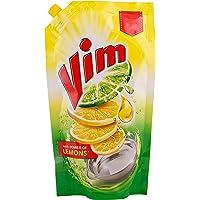 Vim Dishwash Gel - 155ml (Lemon)