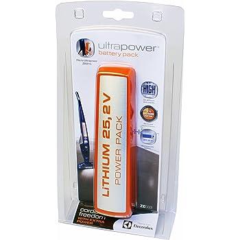 electrolux ze033 accessoire pour aspirateur balai 1 batterie lithium 25 2 v pour zb5012 amazon. Black Bedroom Furniture Sets. Home Design Ideas