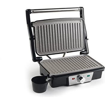 Salter EK2132 Marble Collection 180° Health Grill and Panini Grill, 1500 W