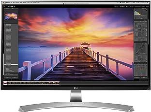 LG IT Products 27UD88-W.AEU 68,6 cm (27 Zoll) UHD Monitor (1000:1, 4K, IPS, Display Port, HDMI, USB, 3840 x 2160 Pixel)