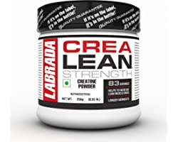 Labrada CreaLean (Post Workout, Sustain longer workout, Muscle Repair & Recovery, 3g Creatine Monohydrate, 83 Servings) - 0.5