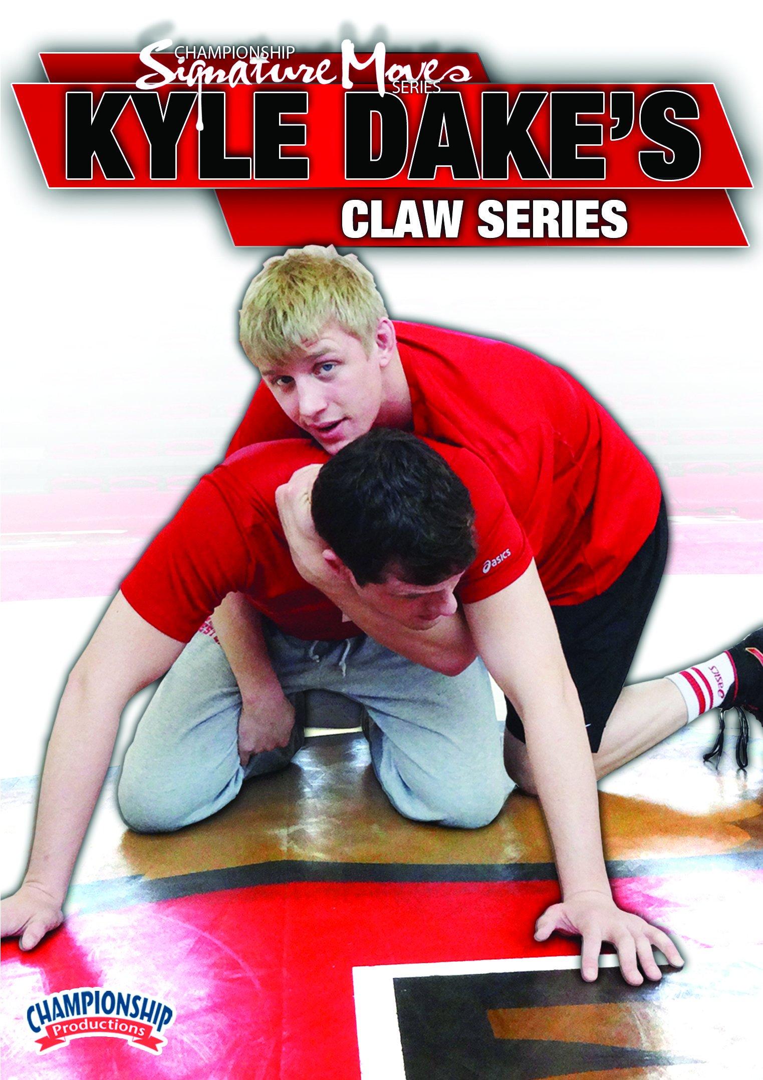 Signature Move Series: Kyle Dake artiglio di serie (DVD)