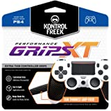 KontrolFreek Performance Grips XT voor Playstation 4 | Extra-Thin Grips | Black (Extra-Thin)