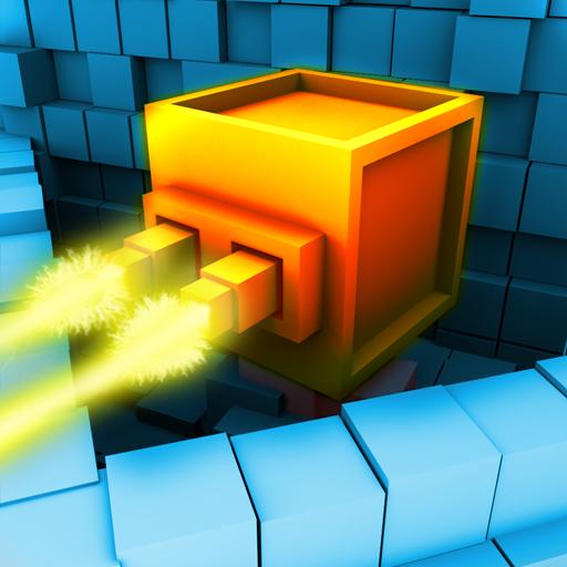 Block Defender - Defensa de la torre de píxeles