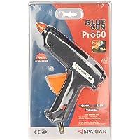 Spartan 60 Watt Glue Gun,Pro 60with 2 Pieces Spartan Glue Stick of 8 Inch Size