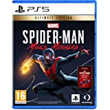 PS5 Marvel's Spiderman Miles morales Ultimate Edition
