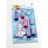 My Party Suppliers Disney Frozen Mini Lip Balm Set for Girls - Set of 6