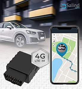 4g Obd Gps Tracker Von Salind Gps Auto Und Fahrzeug Ortung Weltweit Per App Live Tracking