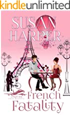 French Fatality (Flight Risk Cozy Mystery Book 7)