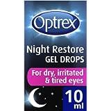 Optrex Night Restore Gel Drops, 10ml