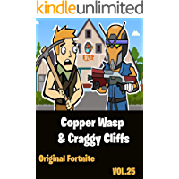 Copper Wasp & Craggy Cliffs | The Squad: Funny Story-Comics Vol 25 (English Edition)