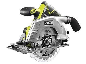 Ryobi r18cs 0 one 18 v cordless circular saw 165 mm amazon ryobi r18cs 0 one 18 v cordless circular saw 165 mm greentooth Images