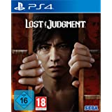 Lost Judgment (PlayStation PS4)