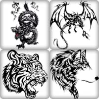 Animals Tattoo Ideas