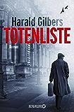 Totenliste: Roman (Ein Fall für Kommissar Oppenheimer 4)