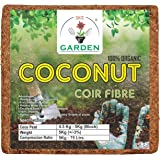 GATE GARDEN Cocopeat Block | Agropeat Block - Expands Up to 75 litres of Coco Peat Powder for All Seeds and Plants