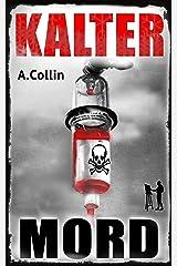 Kalter Mord (Ein Fall für den Maler 4) Kindle Ausgabe