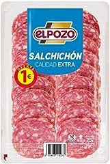 ElPozo Salchichón Categoría Extra, 85g
