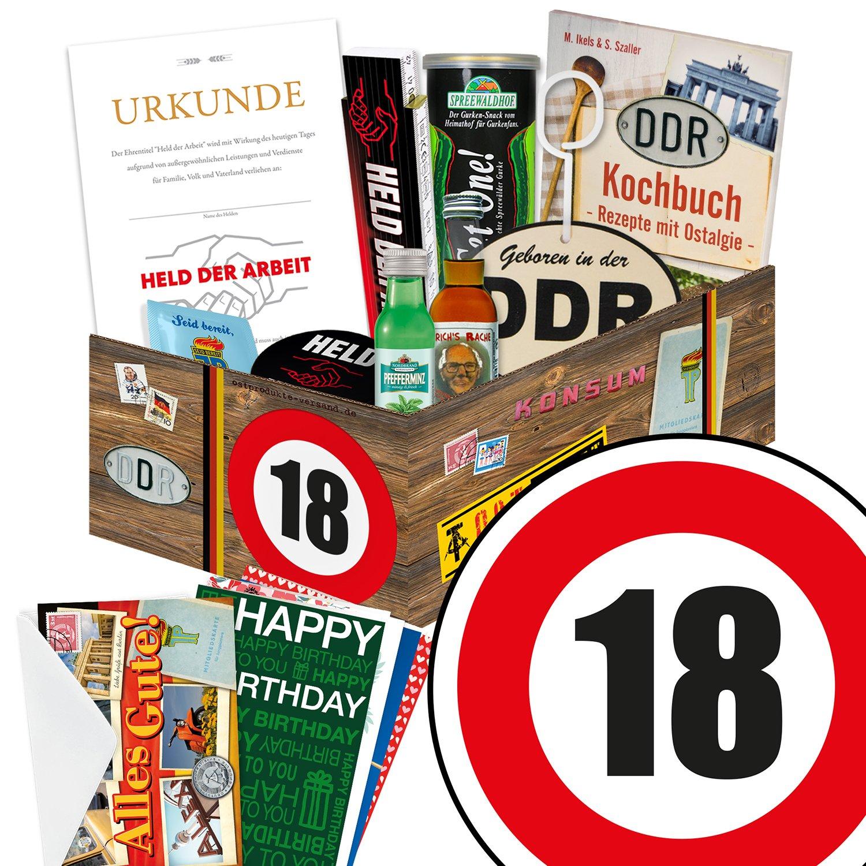 18 geburtstag geschenk paket