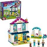 LEGO-La Maison de Stéphanie 4 4+ Jeux de Construction, 41398, Multicolore