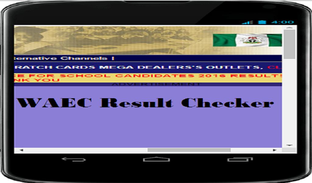 WAEC Result Checker: Amazon co uk: Appstore for Android