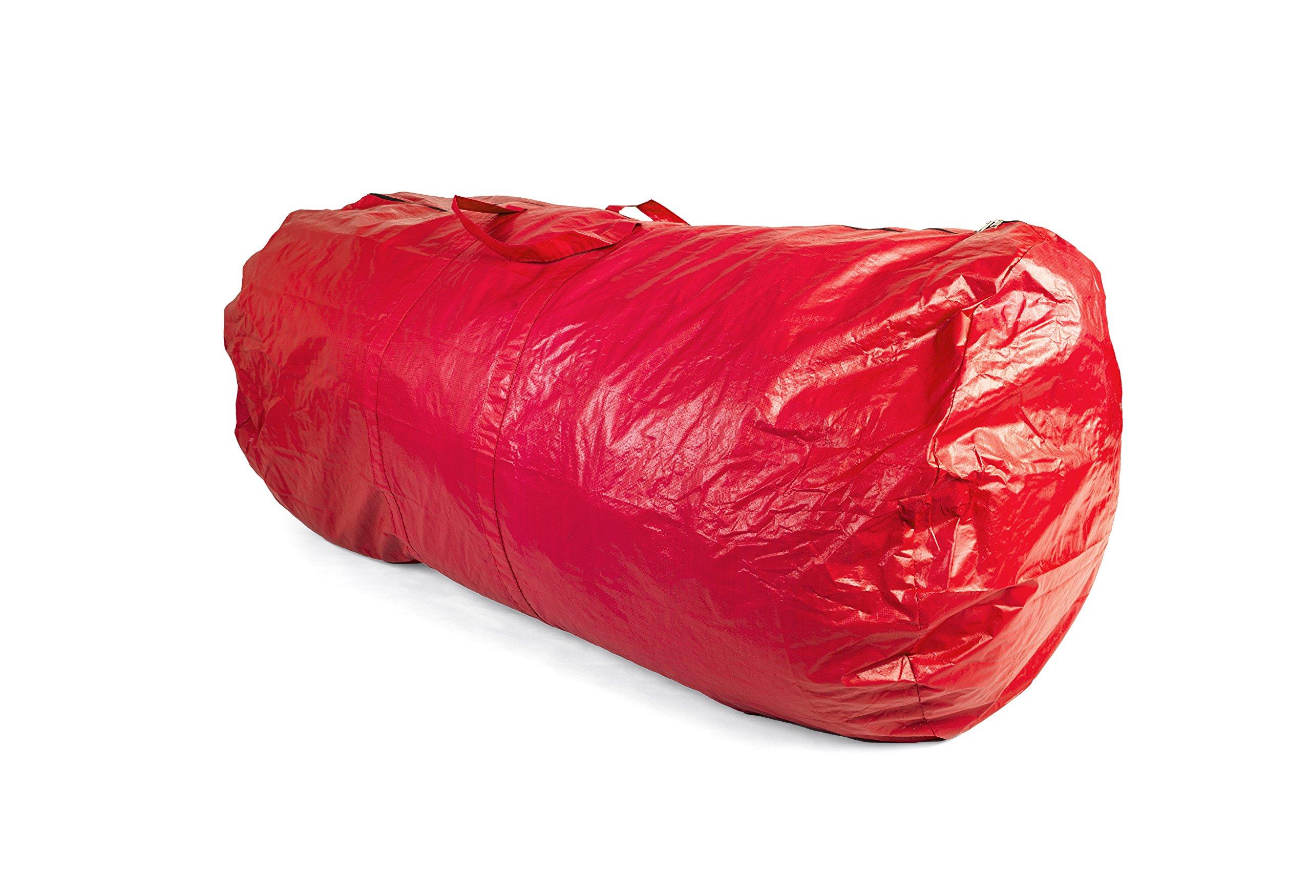Santas-Bags-Extra-Groe-Tasche-Weihnachtsbaum-Knstlicher-Weihnachtsbaum-Aufbewahrung-und-Weihnachtsschmuck-Lagerung-Organizer-fr-75-ft-bis-9-ft-Bumen-Krnzen-Lichter-Dekorationen-und-Girlande