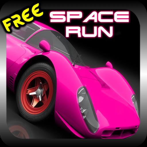 Space Run : A 3d Car Runner game