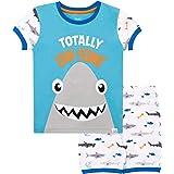 Harry Bear Pijama Corta para niños Tiburón