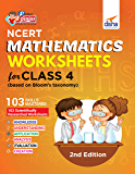 Perfect Genius NCERT Mathematics Worksheets for Class 4 (based on Bloom's taxonomy) 2nd Edition