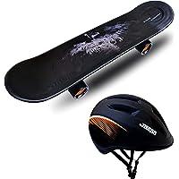 "Jaspo Power Kids 26"" inches Skateboard for Beginners Boys & Girls (6 Years & Above)"