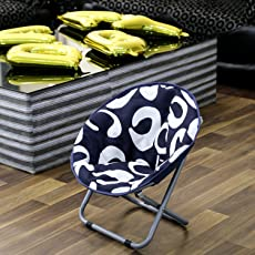 NHR Baby Foldable Cushioned Chair (Blue)