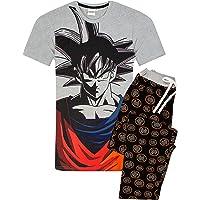 Dragonball Z Goku Character Men's Pyjamas Short OR Long Leg Options