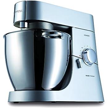 Amazon De Kenwood Chef Xl Titanium Kvl8320s Kuchenmaschine 1700 W