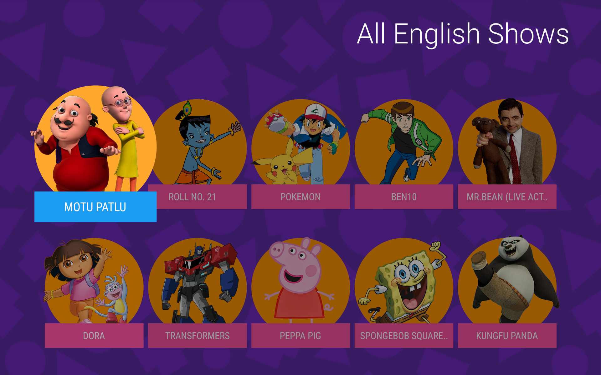 Voot Kids Amazonin Appstore For Android