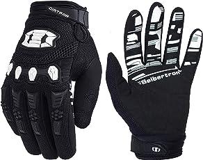 Seibertron Dirtpaw Unisex Rutschfeste Bike Bicycle Cycling/Radsport Racing Mountainbike Handschuhe für BMX MX ATV MTB Motorcycle Motocross Motorbike Road Off-Road Race Touch Screen Gloves