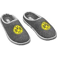 Borussia Dortmund - Pantofole, aperte sulla caviglia Unisex - Adulto