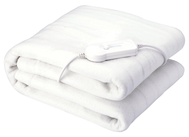 Fine Elements Kingsize Single Control Heated Electric Under Blanket (Single  control): Amazon.co.uk: Kitchen & Home