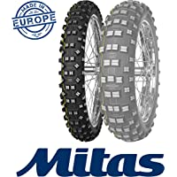 Motodak Gomma Ciclo 17  2 1//4 x 17 Mitas b4 Tt 39j Laterale Bianco