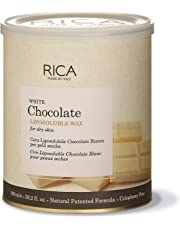 Rica White Chocolate Liposoluble Wax, 800ml