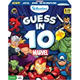 Skillmatics Card Game : Guess in 10 Marvel Edition   Gifts for Ages 8 and Up   Super Fun Spider-Man, Iron Man Game   Avengers