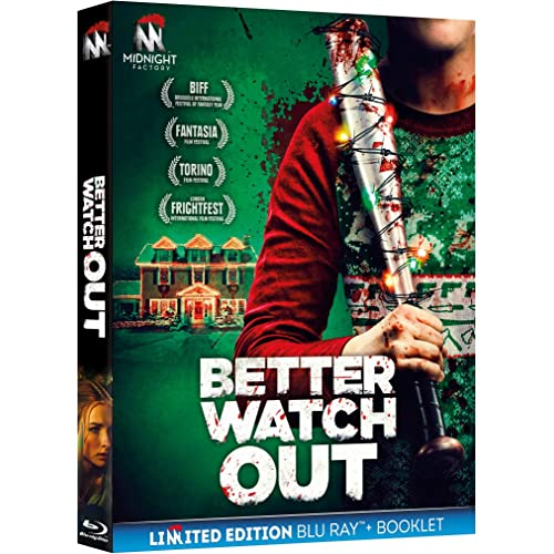 Better Watch Out (Blu-ray) (Limited Edition) ( Blu Ray)