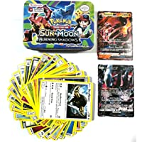 Mohaak Gallery Pokemon Sun and Moon Trading Cards (Multicolour)